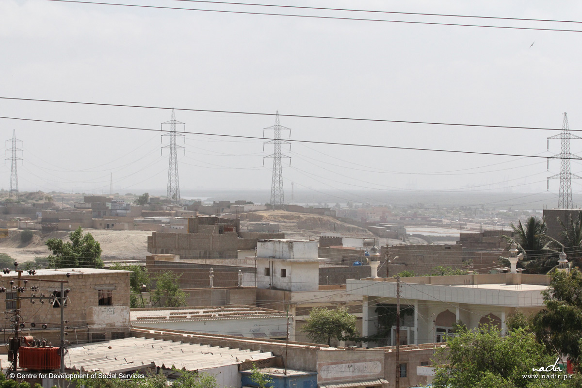 Korangi Vicinity