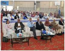 Teachers Conference - Dignitaries
