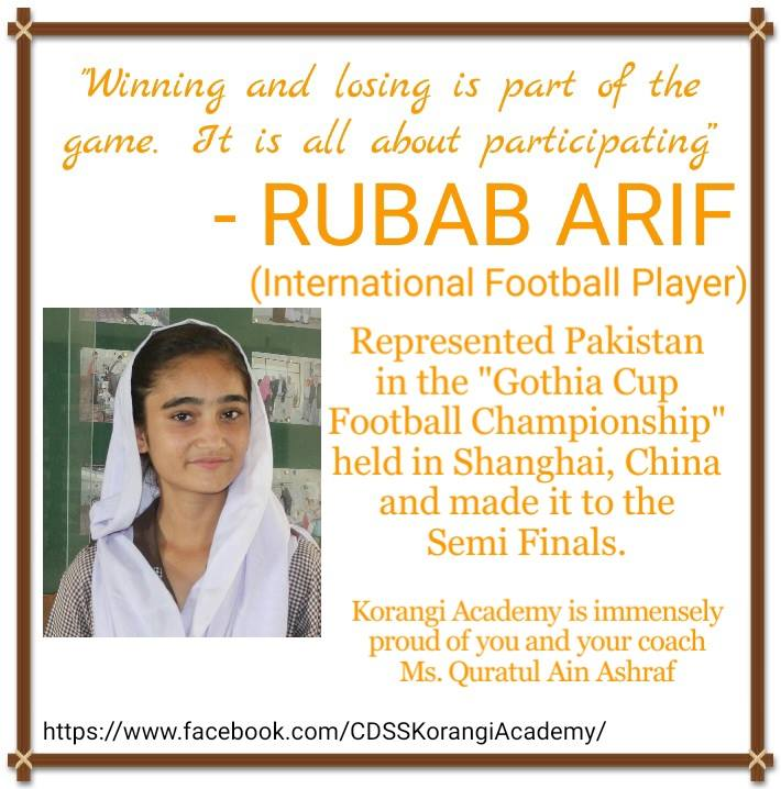 Rubab Arif